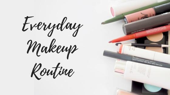 EverydayMakeupROutine