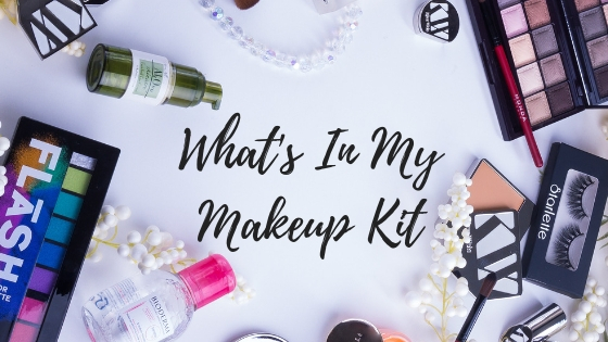 What's In My Makeup Kit